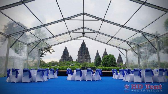 Tenda Transparan